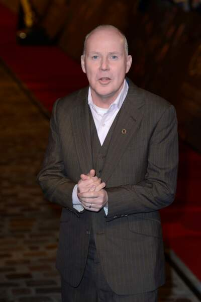 David Yates, le réalisateur des deux films de la nouvelle saga