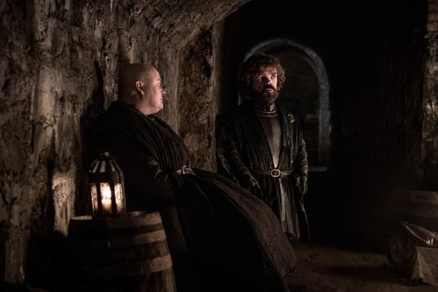 Tyrion est toujours présent quand il faut établir de nouveaux stratagèmes