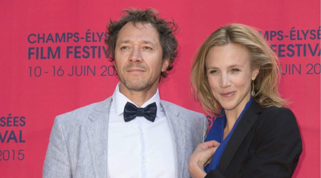 Bruno Debrandt a partagé le plateau de Caïn (France 2) avec son épouse Marie Krémer pour l'épisode 2 de la saison 2