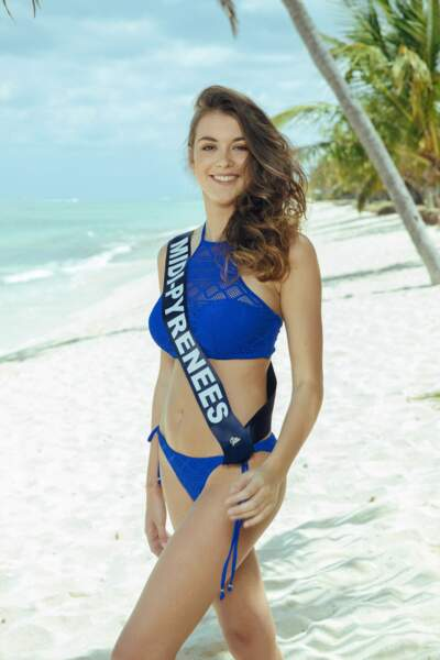Axelle Breil, Miss Midi-Pyrénées