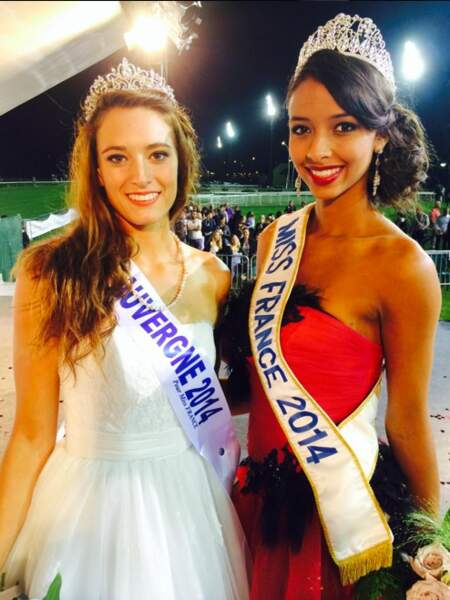 Miss Auvergne 2014, Morgane Laporte