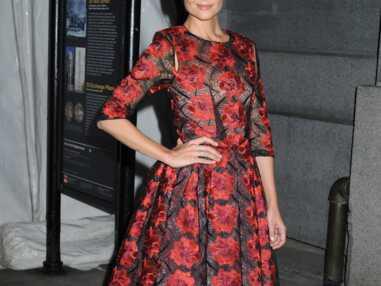 Katie Holmes renversante, Margot Robbie éclatante... Le tapis rouge très glamour des Gotham Awards !