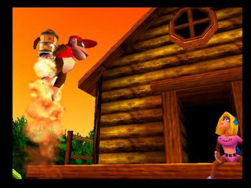 Donkey Kong 64 - Nintendo 64 (1999)