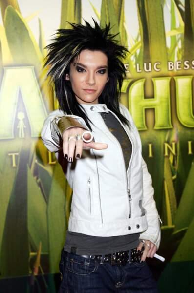 2006. Signe particulier de son leader Bill Kaulitz : sa coupe de cheveux méchés reconnaissable entre toutes.