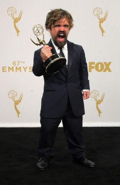 Le comédien est au top de sa carrière aujourd'hui après avoir incarné Tyrion Lannister dans Game of Thrones !