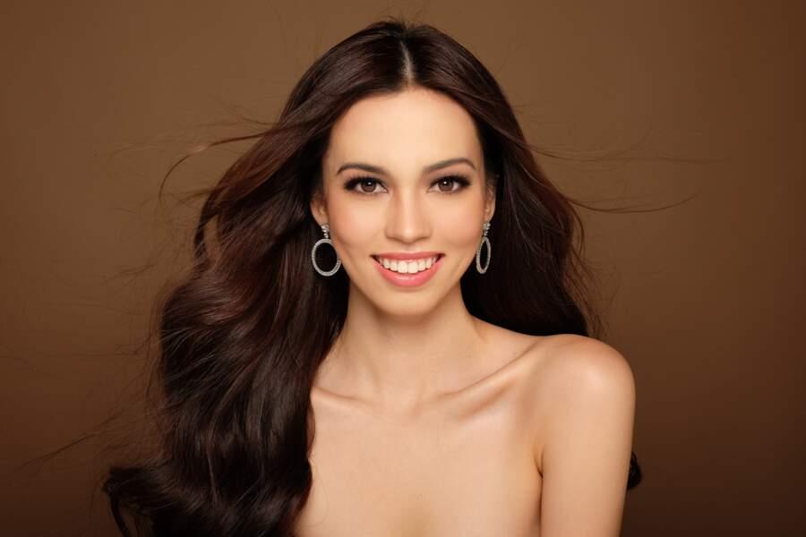 Laura Lehmann pour les Philippines