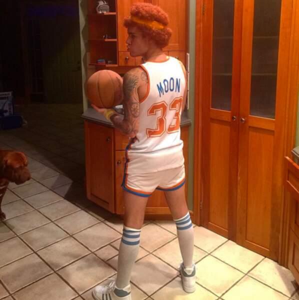 Justin Bieber était un basketteur.