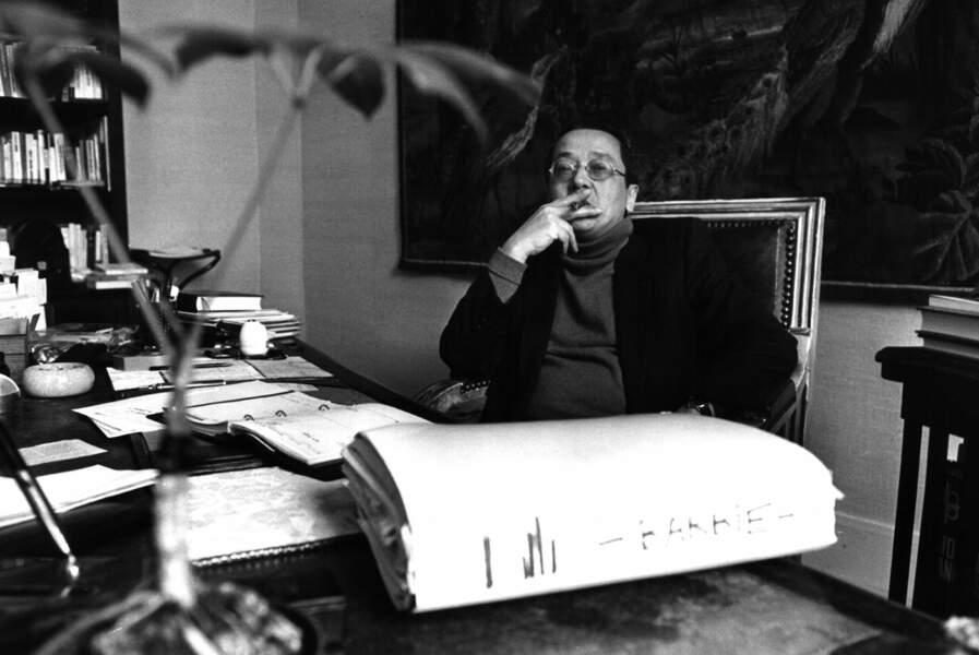 Jacques Vergès (avocat) est décédé le 15 août 2013