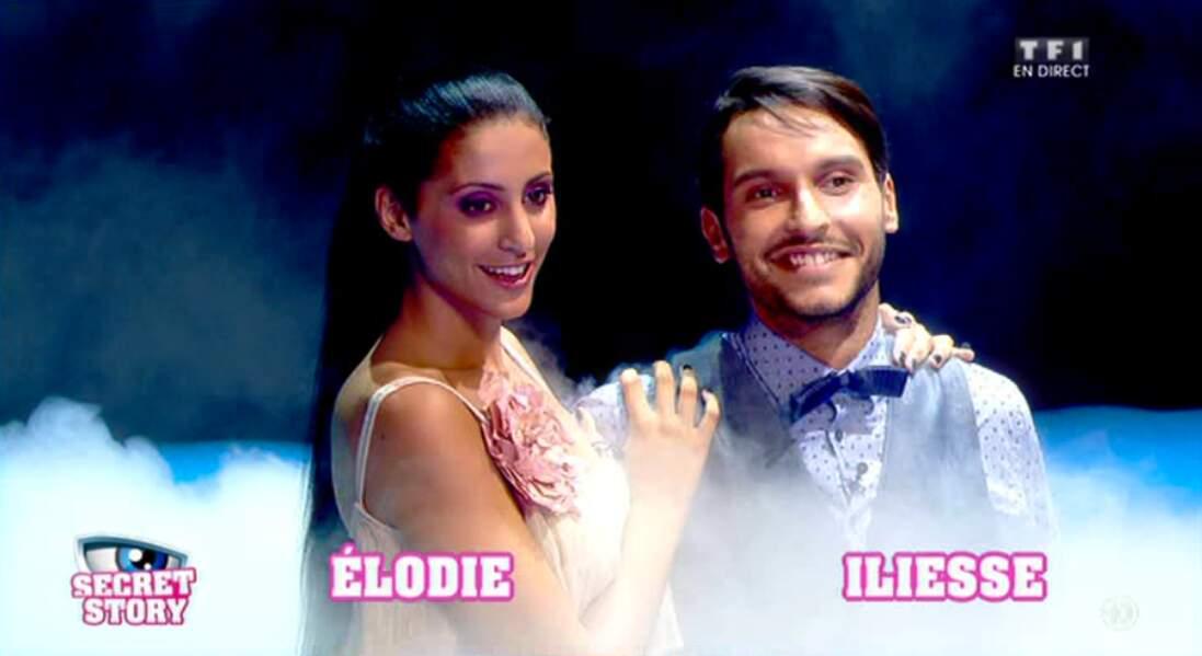 Et voici Elodie et Iliesse ! On dirait un duo de Danse avec les stars, non ?
