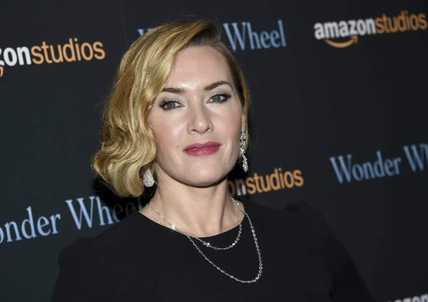 Kate Winslet, elle, souffle ses bougies le 5 octobre