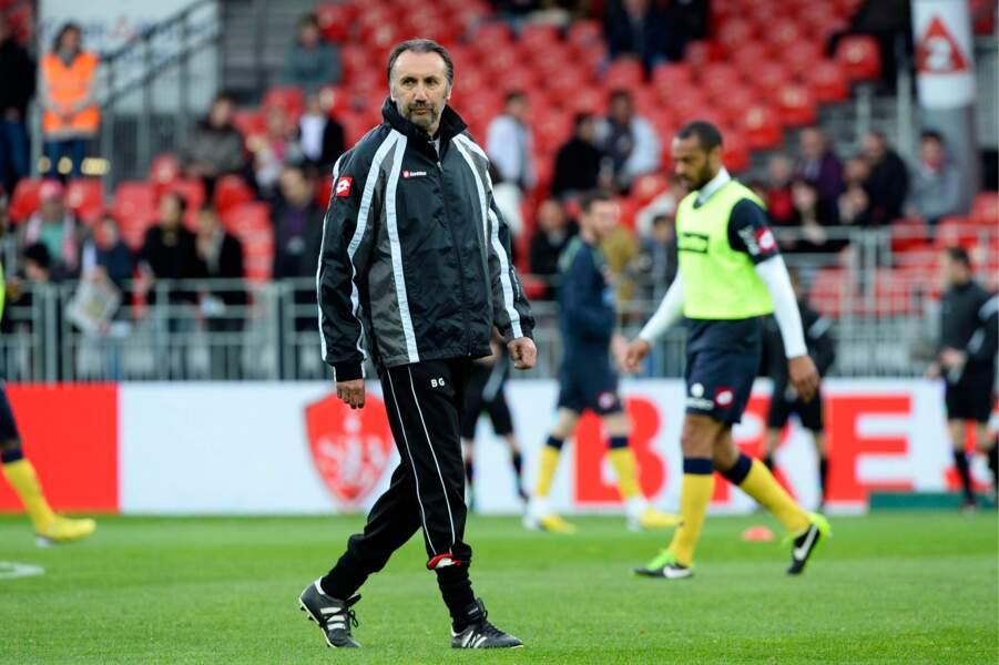 Aujourd',hui, il est responsable du recrutement du FC Sochaux