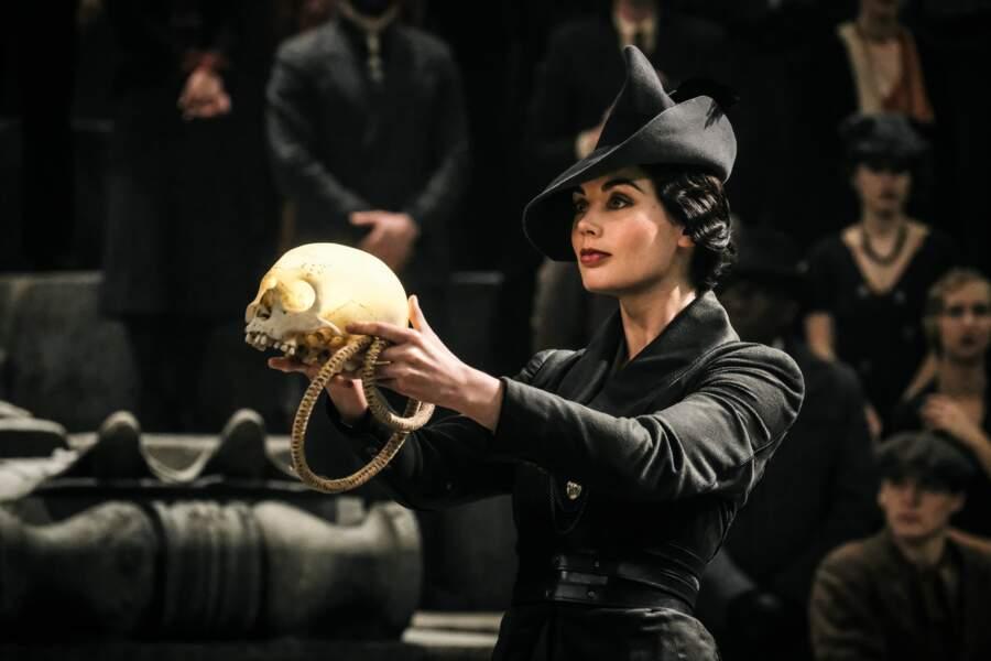 Un nouveau personnage celui de Vinda Rosier est interprêtée par l'actrice Franco-Anglaise Poppy Corby-Tuech