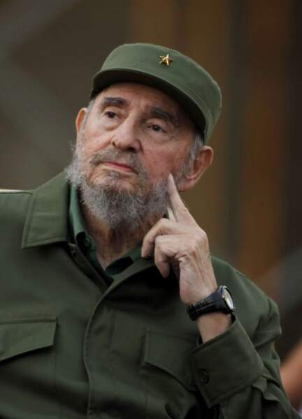 L'ancien chef d'état cubain Fidel Castro est mort le 25 novembre 2016. Il avait 90 ans