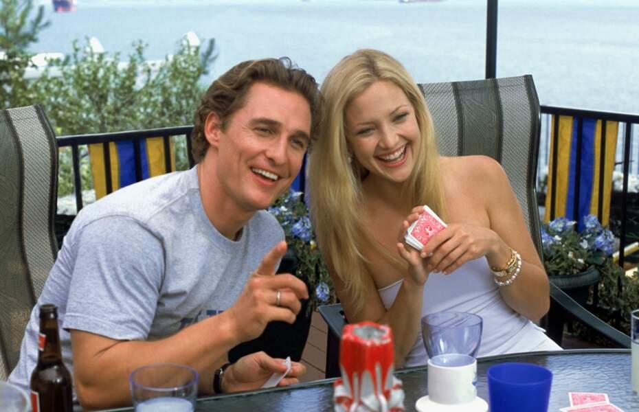Et charmante dans Comment se faire larguer en 10 leçons, avec Matthew McConaughey