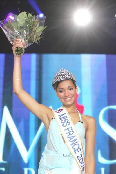 Miss France 2005 : Cindy Fabre (Miss Normandie)