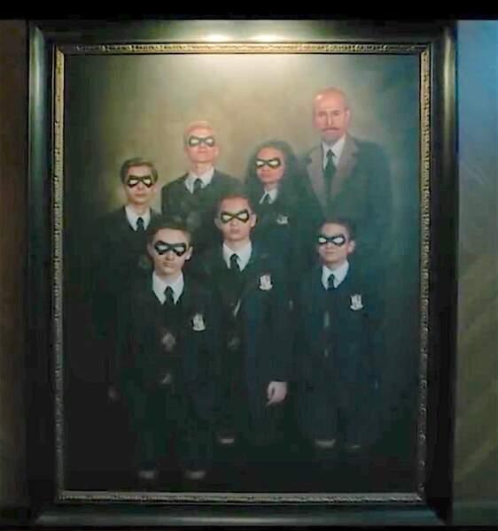 Photo de classe ou photo de famille?