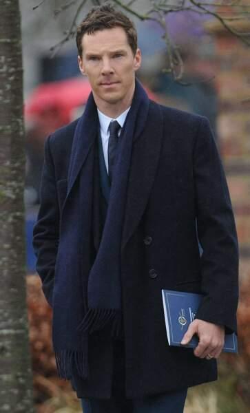 23ème place. L'acteur Benedict Cumberbatch entre dans le Top 100.
