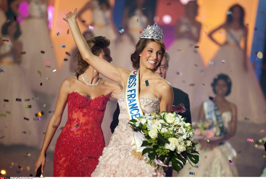 Miss France 2011 : Laury Thilleman (Miss Bretagne)