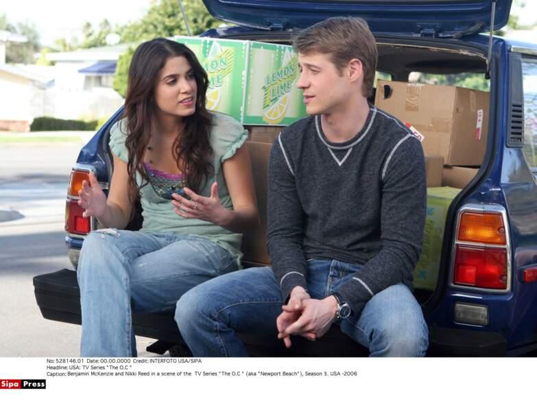 Dans la saison 3, Nikki Reed, alias Sadie, remonte le moral de Ryan