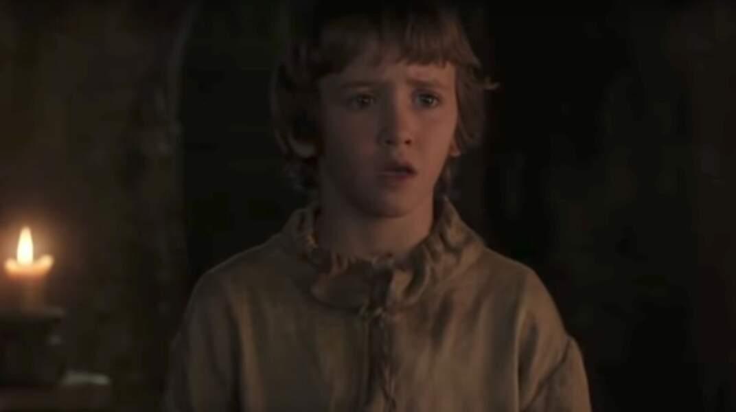 Et n'oublions pas le petit Rickon