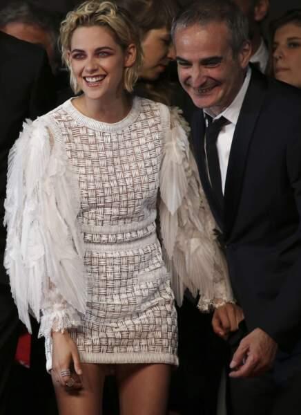 Le réalisateur Olivier Assayas a fait appel à Kristen Stewart pour ses deux derniers films.