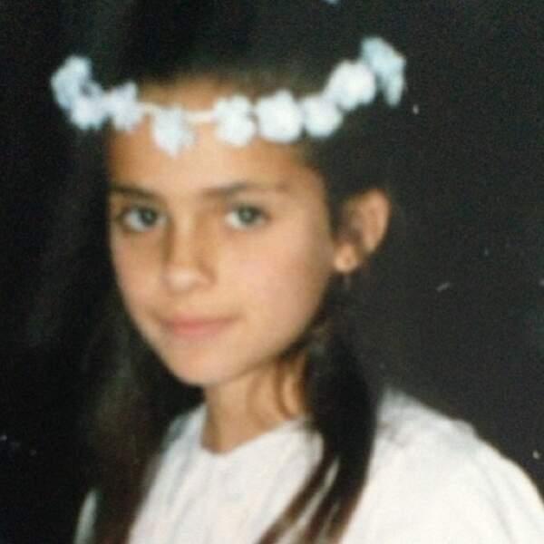 Bonus 2. Oui, c'est Clara Morgane quand elle était petite.