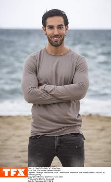 Jérémy (30 ans) est coach sportif, ce séducteur aimerait enfin trouver la femme qui lui correspond