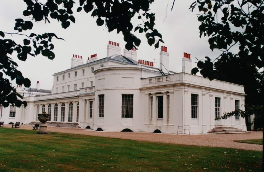 Depuis le 5 avril, le couple a quitté Kensington Palace pour emménager à Frogmore Cottage
