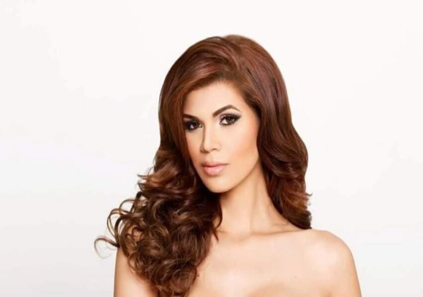 Miss Porto Rico est Keysi Vargas Velez
