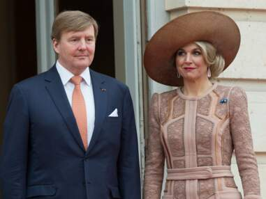 Le roi Willem-Alexander et la reine Maxima des Pays Bas en visite d'État à Paris