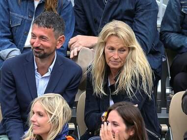 Estelle Lefébure, Marcel desailly, Pedro Almodovar, Raphaël et Melanie Thierry... Du très lourd chez les people à Roland-Garros