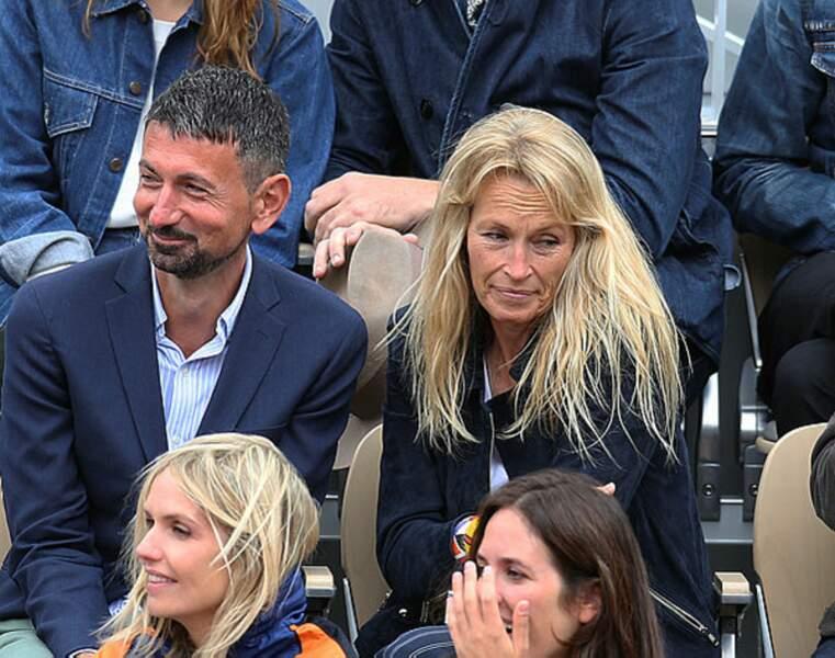 Estelle Lefébure a suivi avec attention le choc entre Rafael Nadal et Roger Federer sur le court Philippe-Chatrier