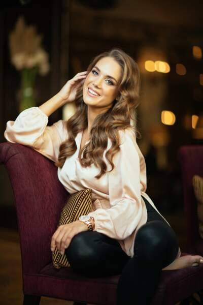 Mia Pojatina, Miss Croatie