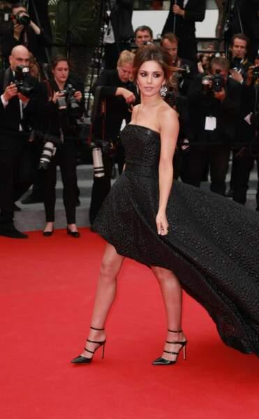 Avis de tempête sur la robe de Cheryl Cole !