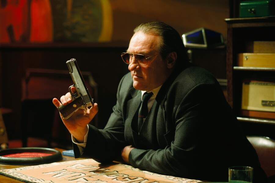 En 2008, Gérard Depardieu est Guido dans Mesrine l'instinct de mort