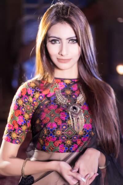 Jessia Islam pour le Bangladesh
