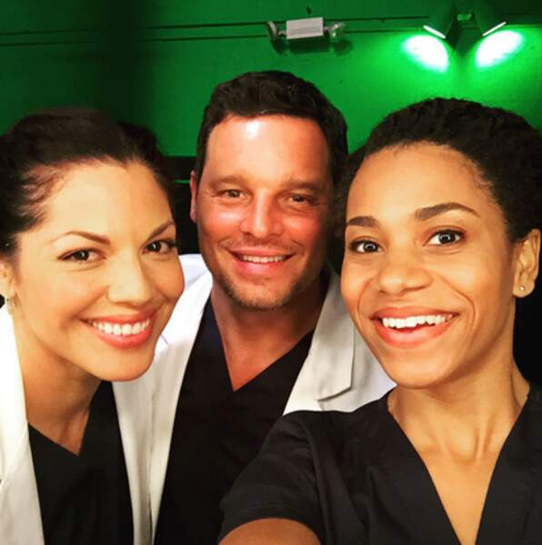 Karev a toujours su parler aux filles...