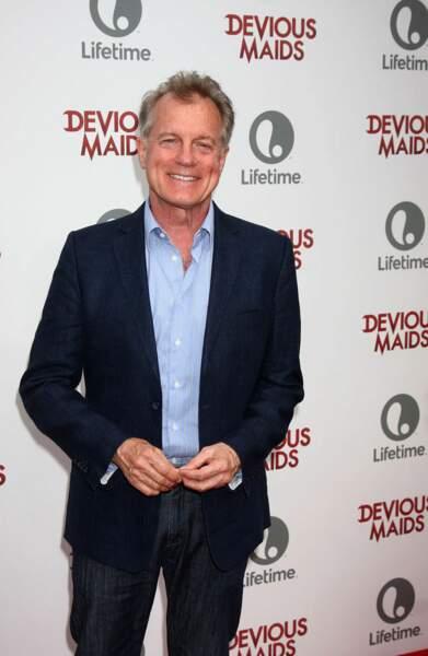 Aujourd'hui âgé de 66 ans, Stephen Collins a décroché un rôle dans Devious Maids (actuellement sur M6)