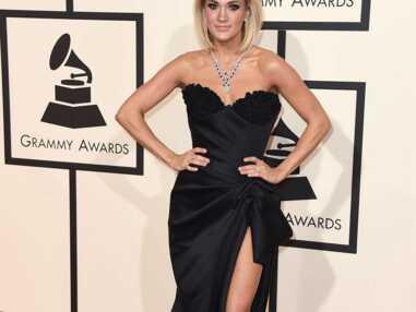 Le tapis rouge des Grammys Awards