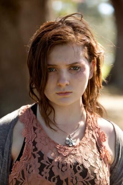 Une lente transformation en ... zombies dans Maggie (2015)