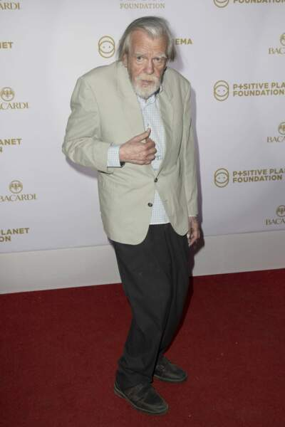 L'acteur Michael Lonsdale