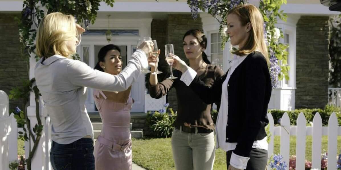 Marcia Cross - Desperate Housewives, saison 3