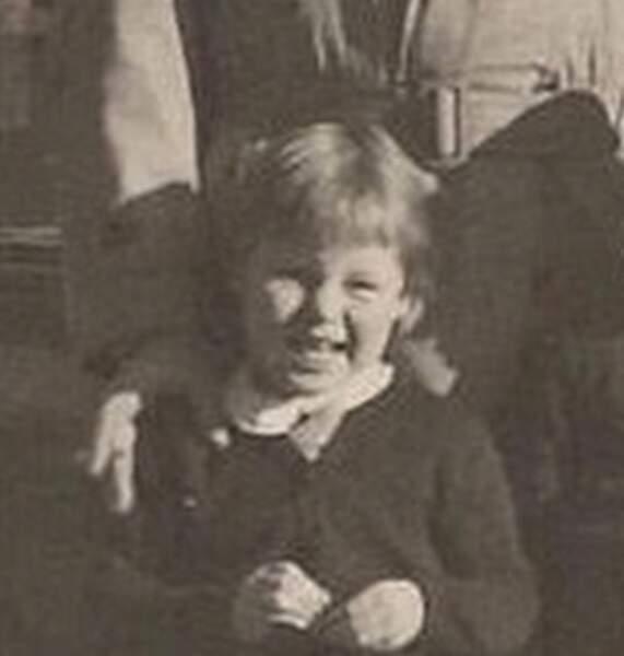 Elle aimait déjà sourire : voici Chantal Ladesou !