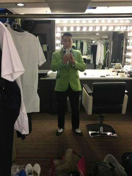 Son Gangnam Style a dépassé le milliard de vues sur Youtube. Et PSY n'en revient toujours pas.