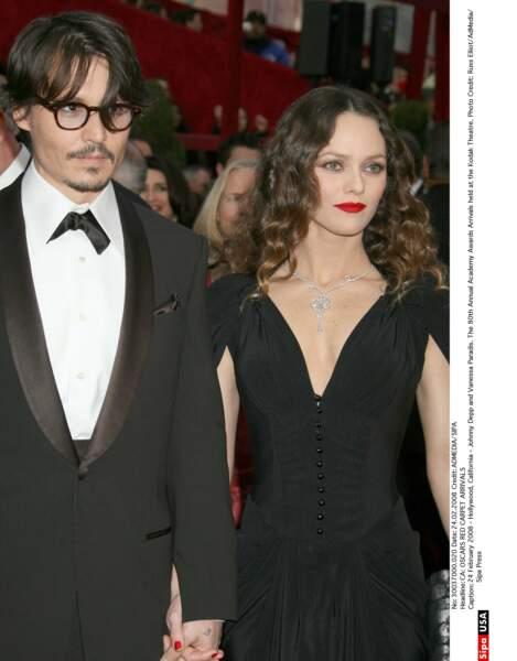 Johnny Depp et Vanessa Paradis se séparent après 14 années de relation et deux enfants