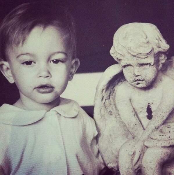 D'autres enfants mignons : Hailey Baldwin, bien avant de devenir Hailey Bieber (oui, ils sont mariés).