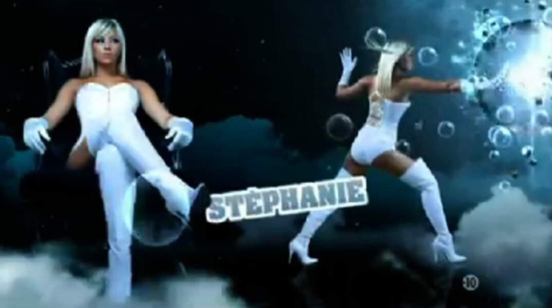 Stéphanie Clerbois était en saison 4 de Secret Story