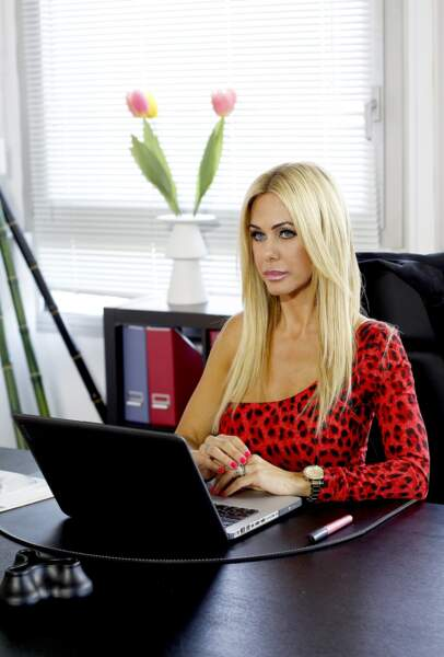 Shauna Sand, l'abominable Geny G.