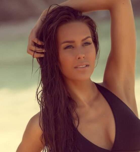 La Miss finlandaise s'appelle Carola Miller