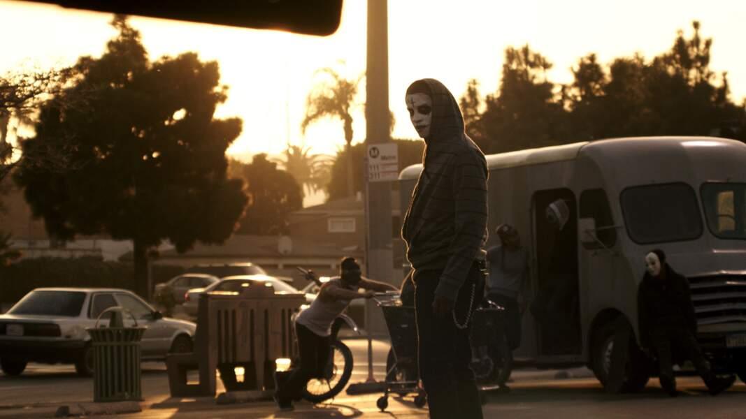 On ne sait pas vous mais on croise un type comme ça dans la rue, on change illico de trottoir !